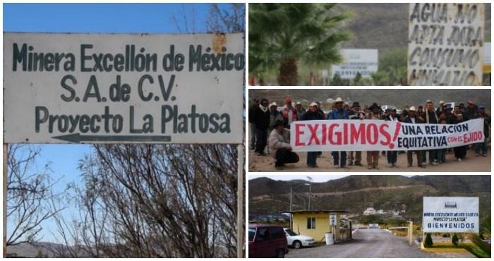 Ejido de Durango tiende la mano a minera… y ésta explora sin contrato