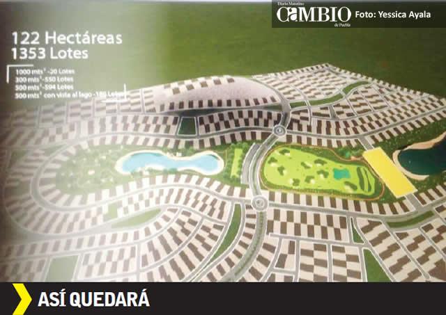 Proyecto Crystal Lagoons estará en Tepeojuma y producirá daño ambiental a los Ahuehuetes (Puebla)