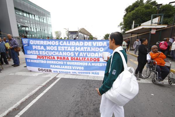 Habrá bloqueo cada semana en San Alejandro, amenazan pacientes de IMSS (Puebla)