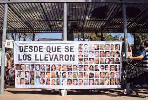 Poco útil, página de desaparecidos (Jalisco)