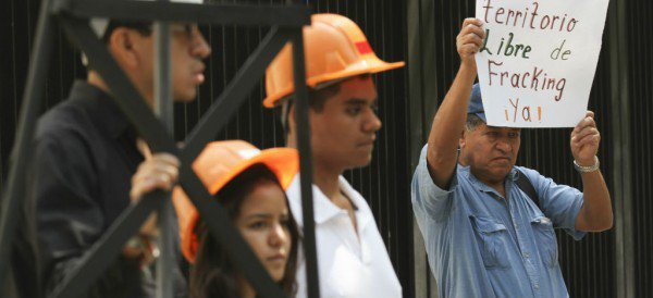 Fracking vulnera la vida de miles de personas: activista (Puebla)