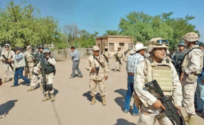 Sin acuerdos, mesa de diálogo con tribu yaqui por gasoducto