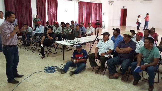 Rechazan informe de Senasica (Campeche)