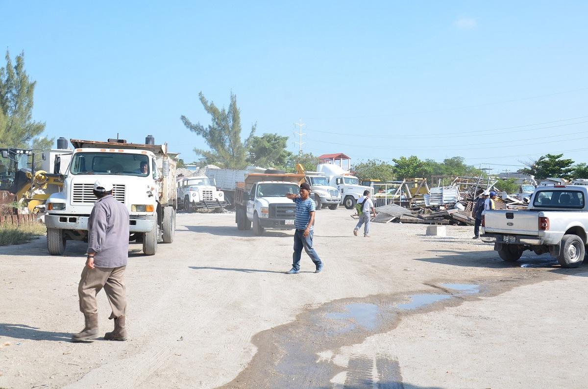 Paran labores por pago incompleto (Campeche)