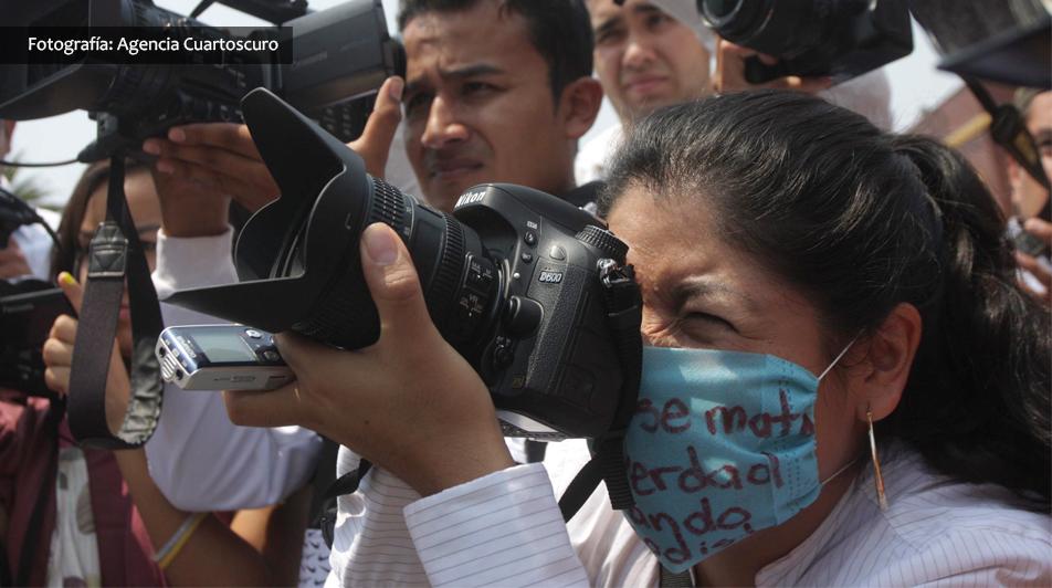 Periodista es amenazado tras delatar abuso de autoridad de director de seguridad pública