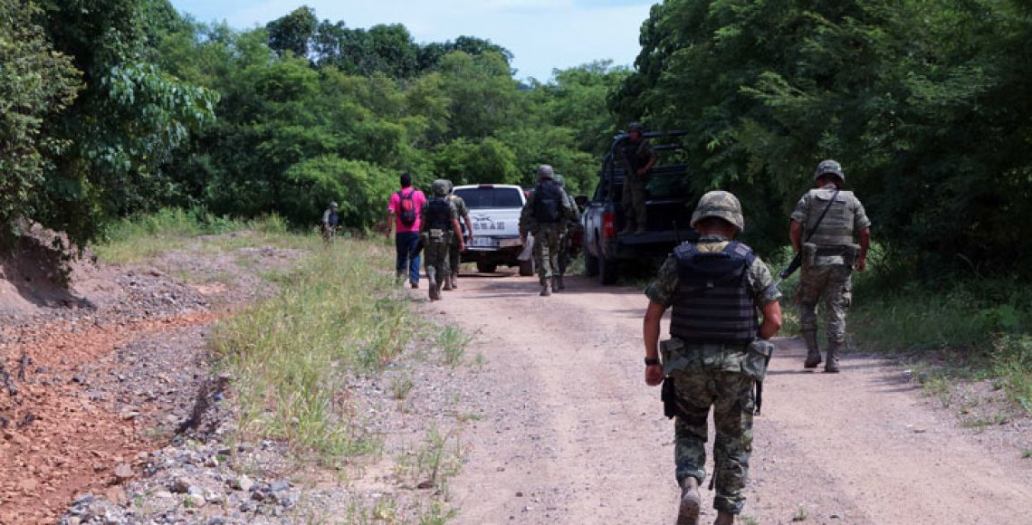 Halladas 9 fosas clandestinas en Michoacán en lo que va de 2017