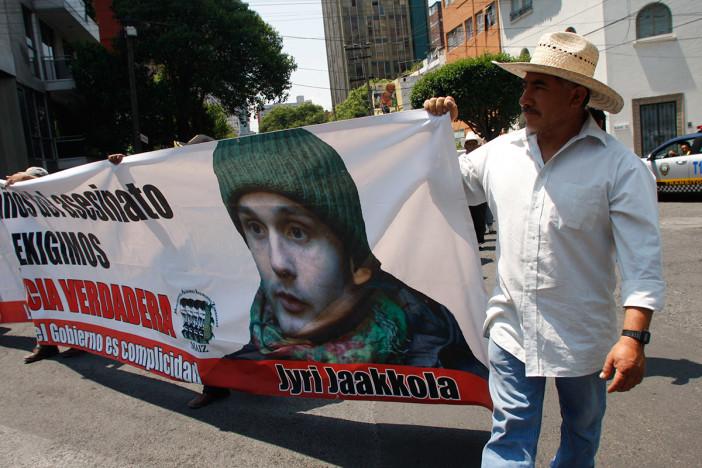 """""""Remota"""", la justicia para activistas asesinadas en Oaxaca hace siete años: parlamentaria finlandesa"""