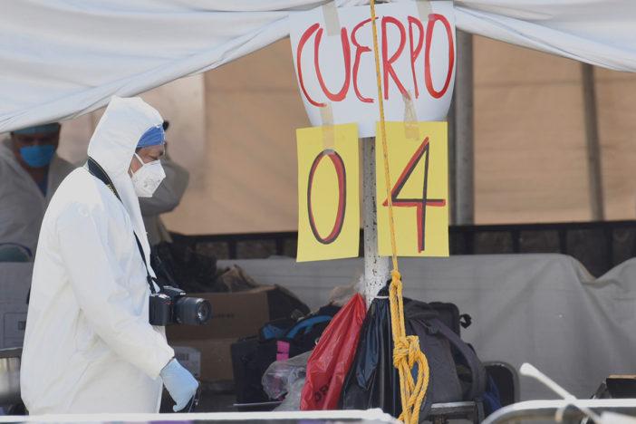 45 cadáveres recuperados de fosa de Jojutla, el martes reanudarán trabajos (Morelos)