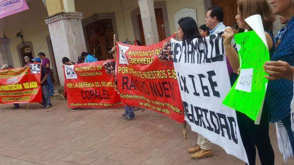 En Hueytamalco y Zacapoaxtla, vecinos enfrentan por su cuenta a delincuentes (Puebla)