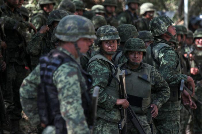 Denuncian intención de militarizar pueblos indígenas en Oaxaca para imponer megaproyectos