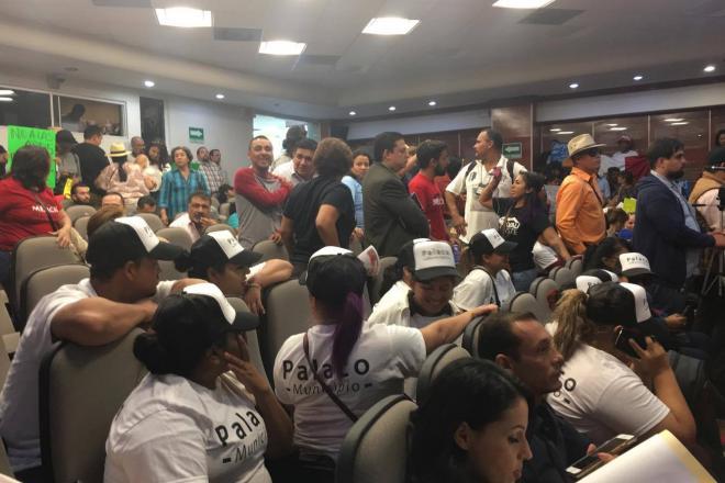 Legislar entre gritos y provocaciones (Baja California)