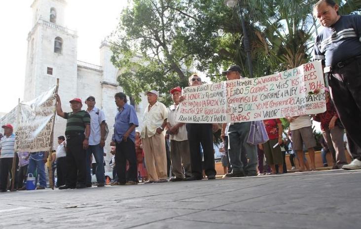 Ejidatarios, fastidiados de engaños de Zapata Bello (Yucatán)