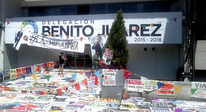 Segunda sesión Vecinos organizados de Benito Juárez, CDMX