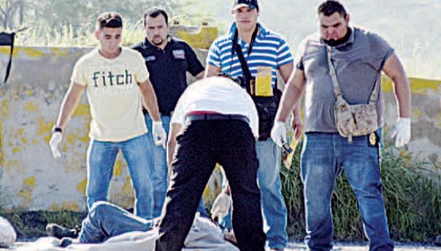 Asesino era Policía Federal (Monclova, Coahuila)