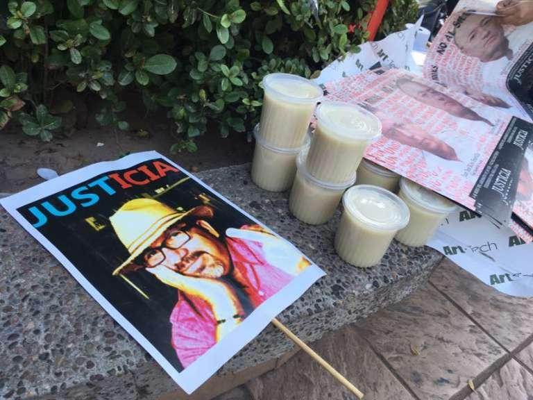 Reanudan manifestaciones por impunidad en caso Javier Valdez (Sinaloa)