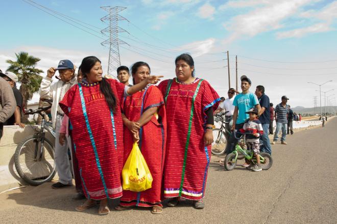Mujeres indígenas en San Quintín: luchar en dos frentes (Baja California)