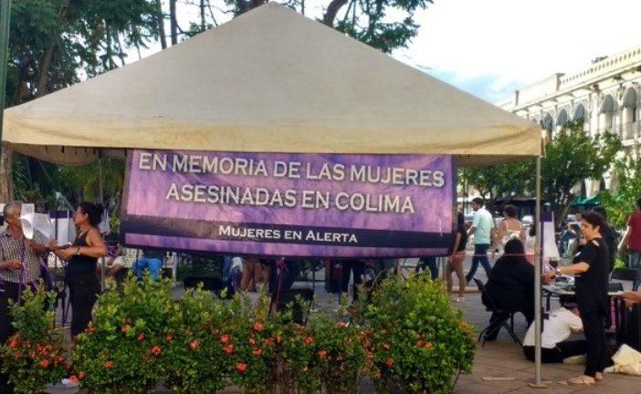 Colima: Cifras históricas de feminicidios