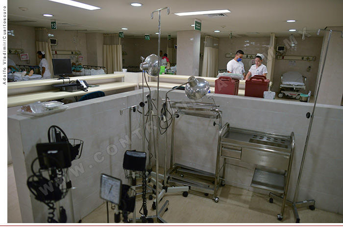IMSS privatiza hospitales en Nuevo León, Chiapas y Nayarit