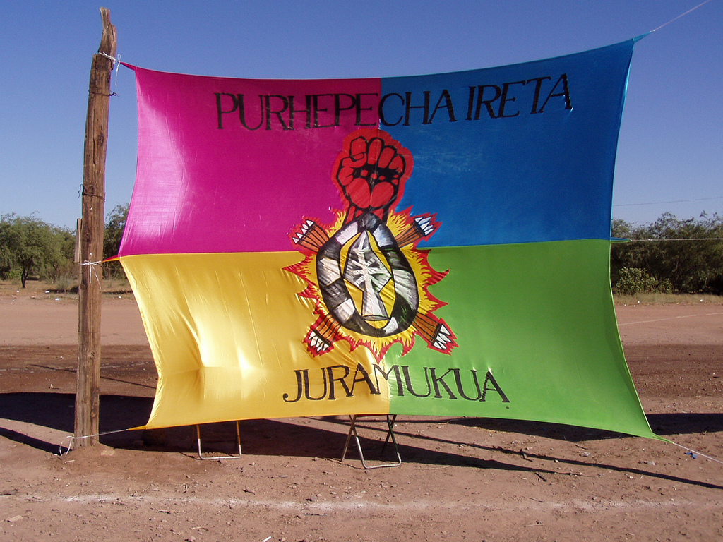 Purépechas no permitirán instalación de casillas en Michoacán