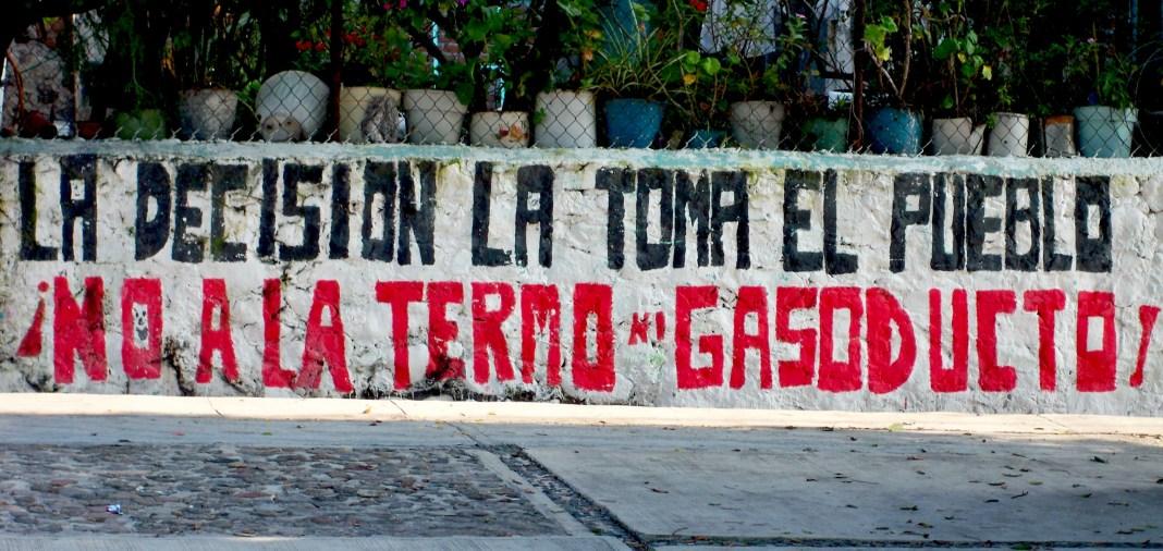 La lucha del Frente de Pueblos contra el Proyecto Integral Morelos