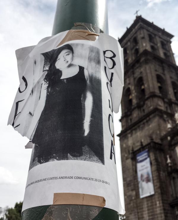 La ciudad de Puebla, 1er lugar nacional en desaparición de mujeres adolescentes