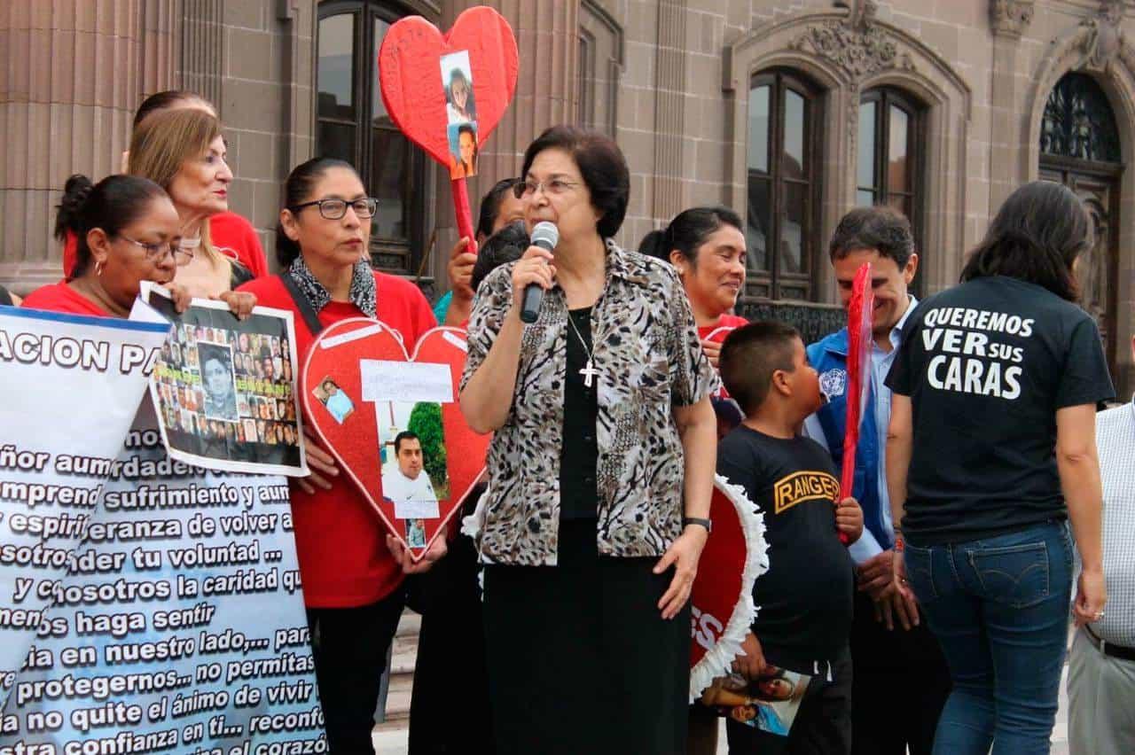 Exigen a Estado mayores esfuerzos por desaparecidos (Nuevo León)