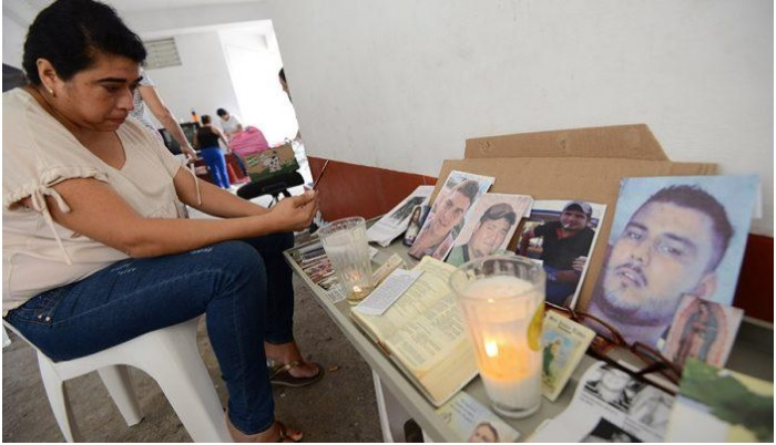 Encabeza Tamaulipas cifra de desaparecidos