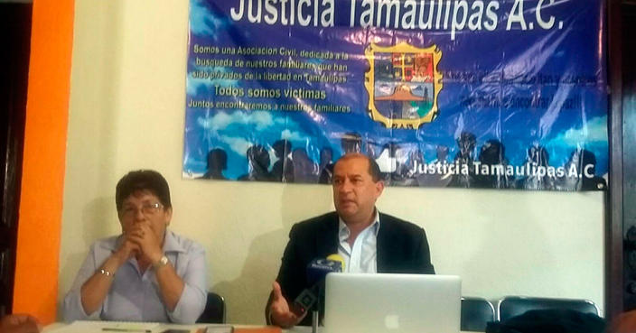 Piden familias de desaparecidos nuevas pruebas de ADN (Tamaulipas)