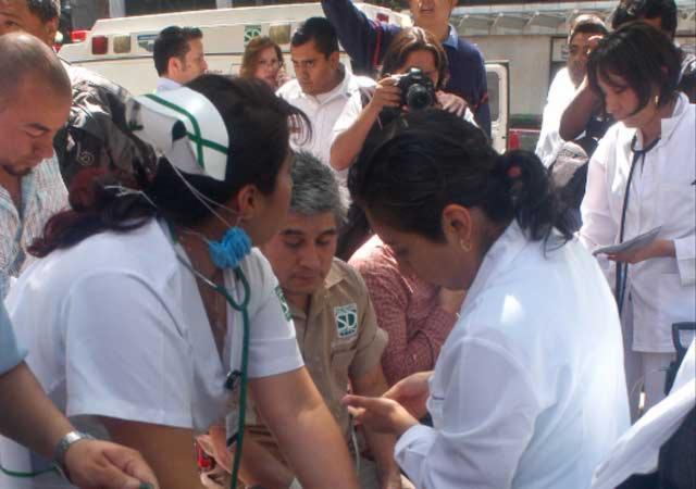 Desabasto de medicinas desata protestas en Durango
