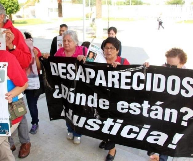 Urgen ONGs ley de desaparición forzada (Tamaulipas)