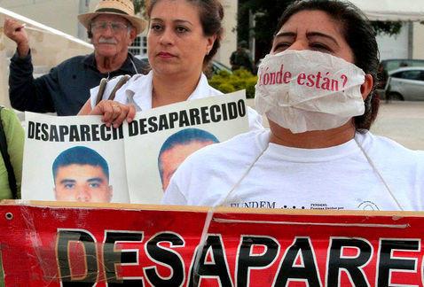 Por semana, desaparecen 2 personas en sur de Tamaulipas