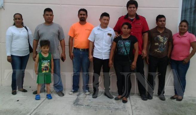 Personal subrogado organiza plantón en Hospital de Xpujil