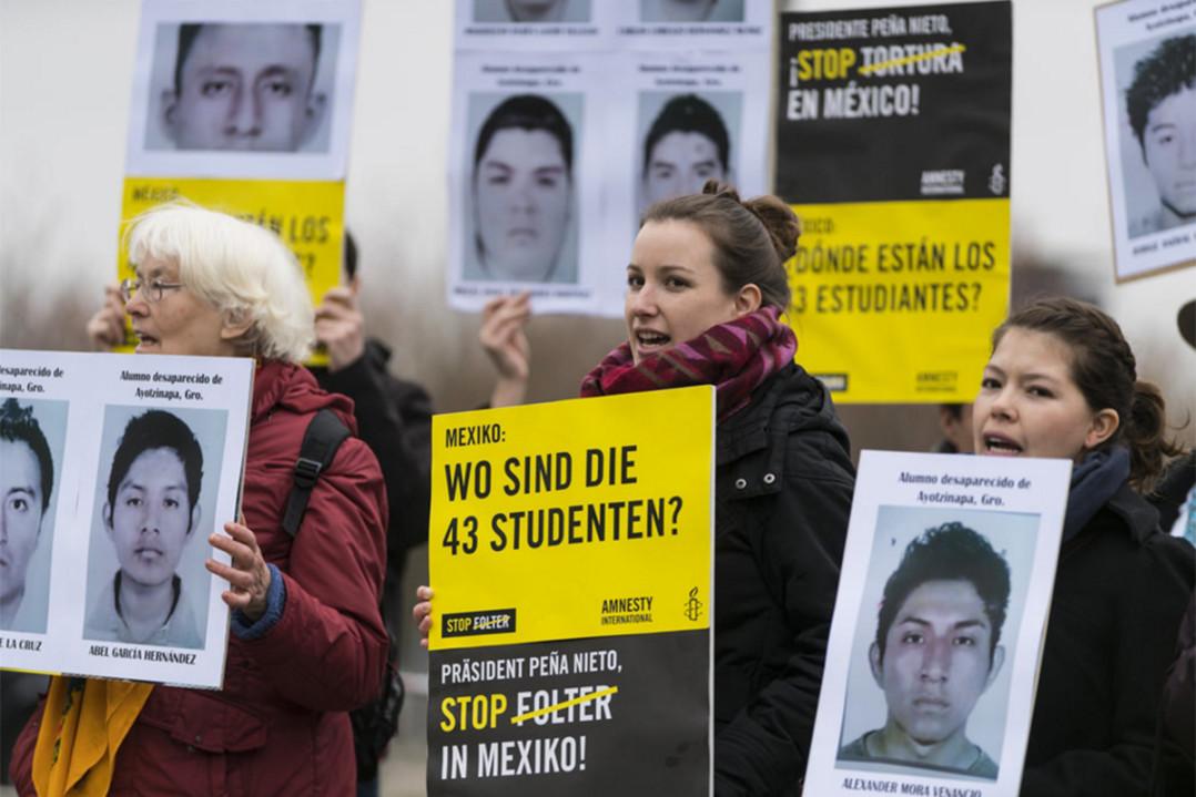 Imperativo, que el Estado cumpla de buena fe con las órdenes del tribunal sobre caso Ayotzinapa: AI