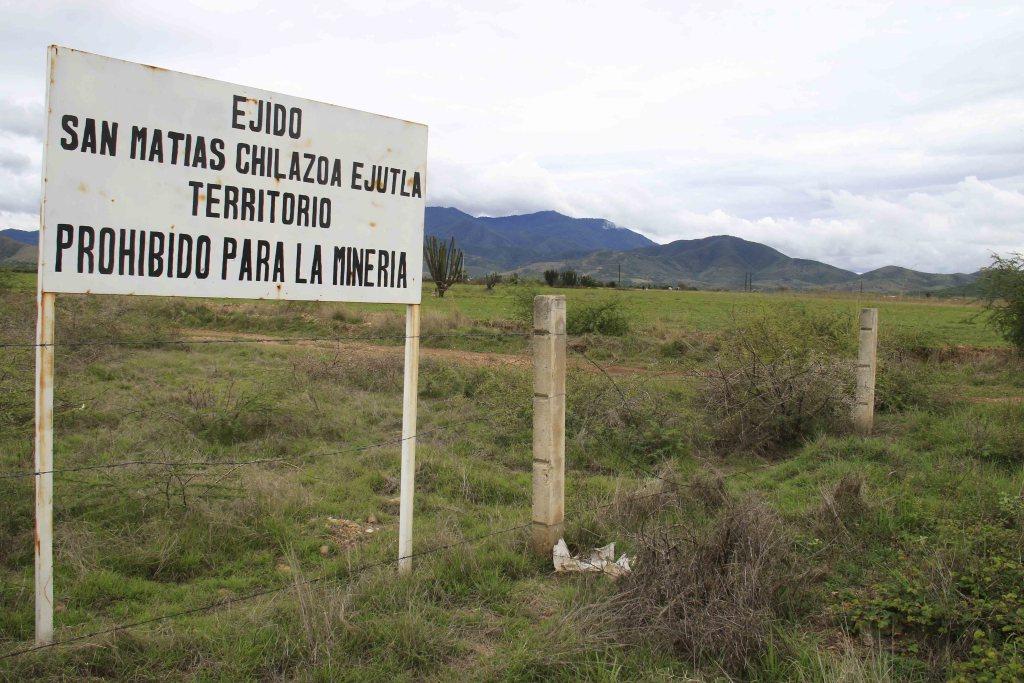 Minera canadiense: recuento de los daños en los valles ejutecos y de Ocotlán, Oaxaca