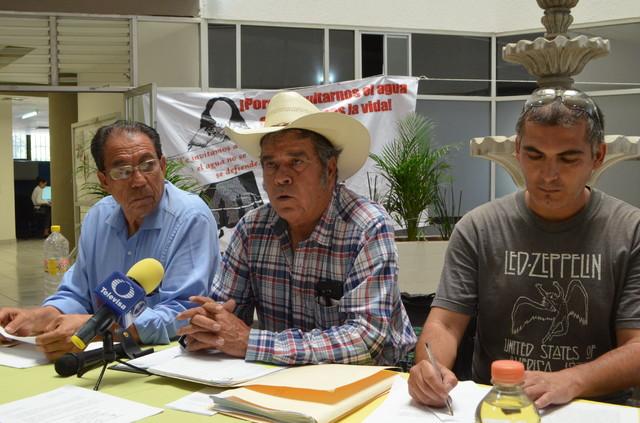 Convoca Asamblea Popular Comunitaria frente vs la privatización del agua (Chihuahua)