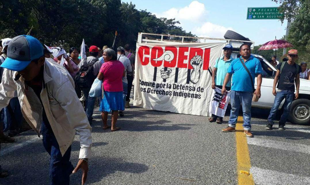 Ejecutan a otro integrante del Comité por la Defensa de los Derechos Indígenas en Oaxaca