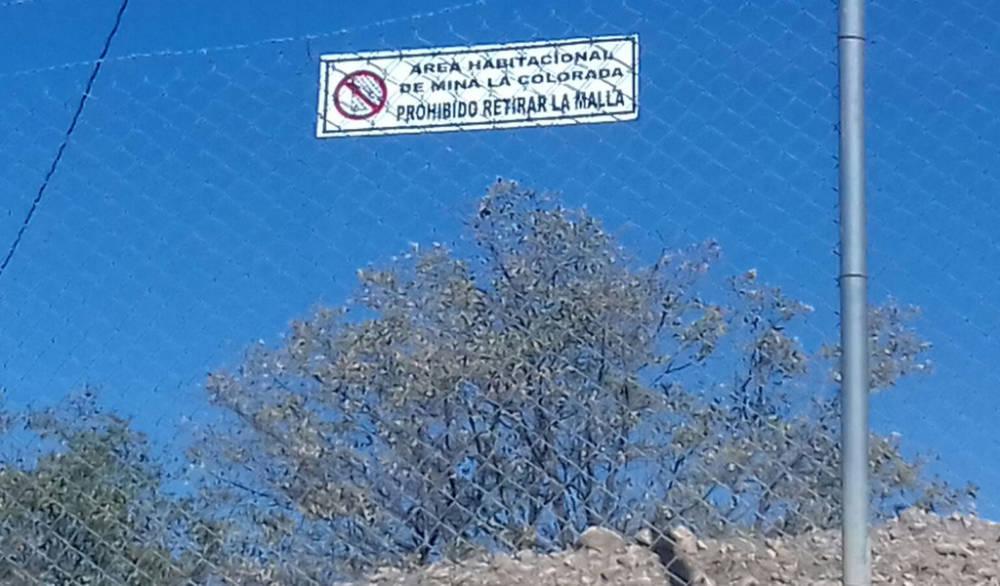 Sufren despojo en La Colorada (Zacatecas)