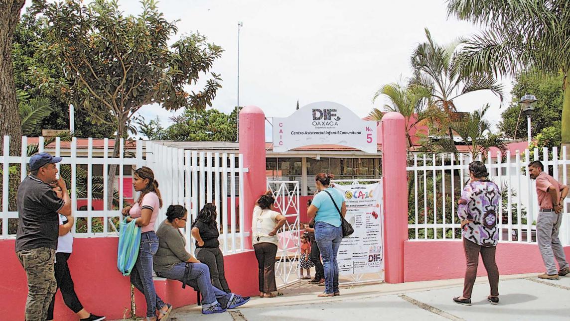 Menores, indefensos en Jardines de Niños de Oaxaca