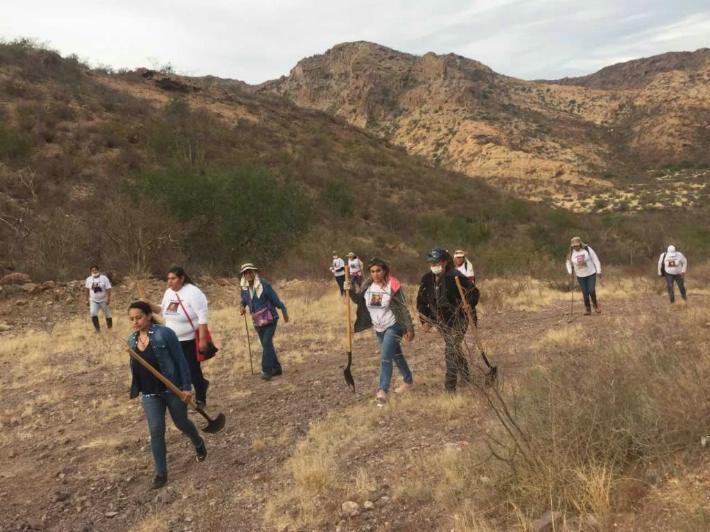 Esperan hallar a sus familiares desaparecidos (Sonora)