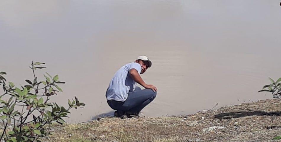 Lluvia desborda presa de la minera Cuzcatlán y contamina afluente del Río del Coyote en Magdalena Ocotlán (Oaxaca)