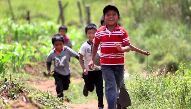 Uno de cuatro niños desapareció durante el sexenio de Peña Nieto