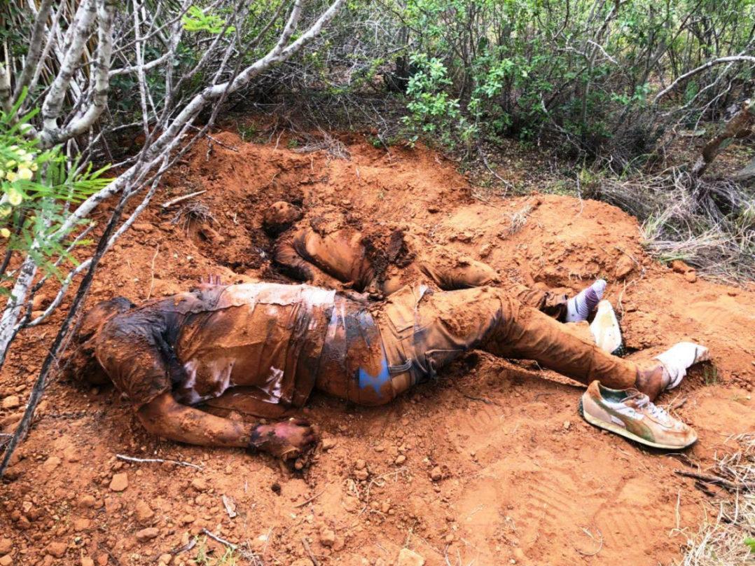Acusan a Marinos de convertir a Colombia, NL en tiradero de cadáveres