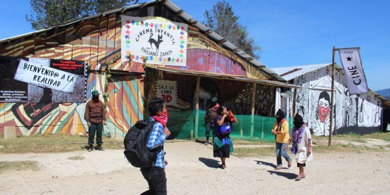 Arranca el Festival de cine Puy ta Cuxlejaltic (Caracol de nuestra vida)
