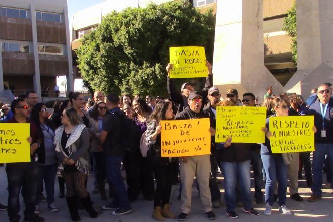 Sin clases, 27 mil alumnos del Cecyte BC por falta de pago a docentes