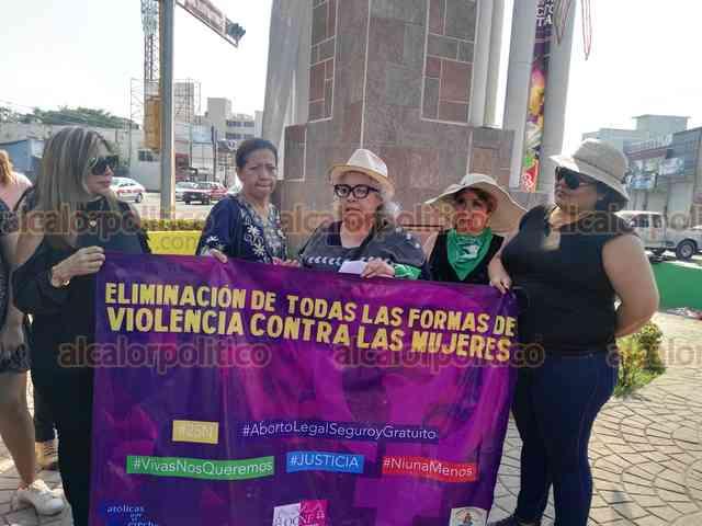 Según activistas, van 40 feminicidios en zona norte de Veracruz, este año