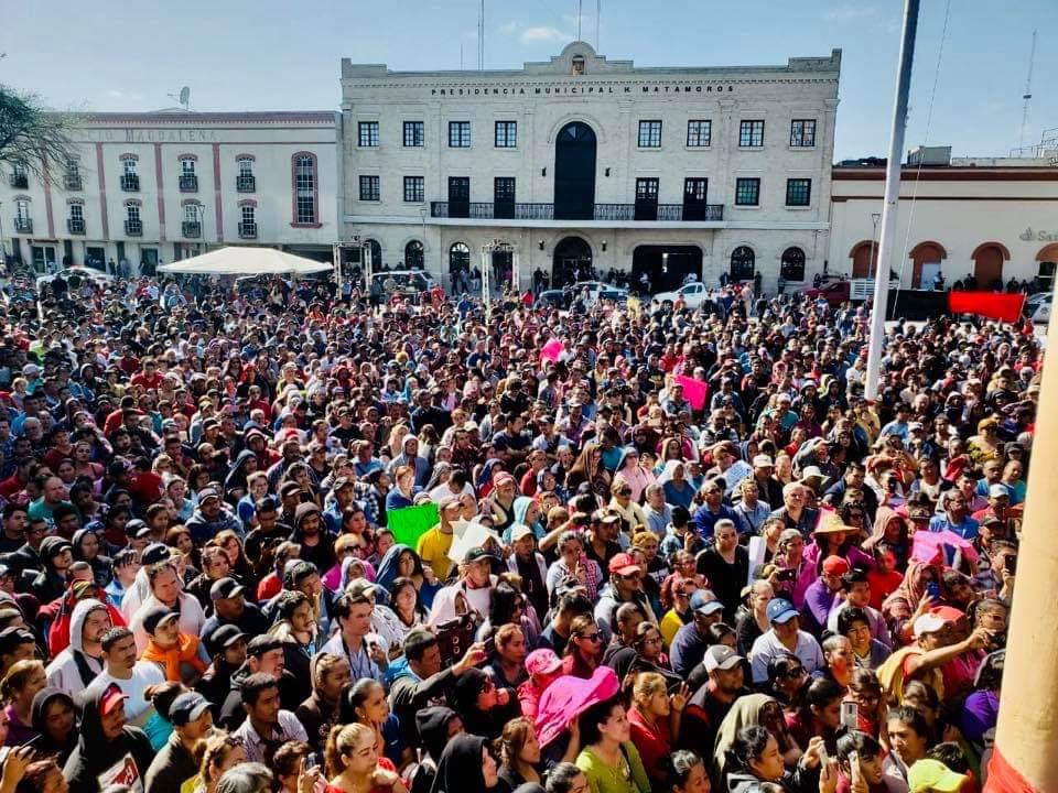 Desde Matamoros: testimonio de un obrero maquilador en huelga (Tamaulipas)
