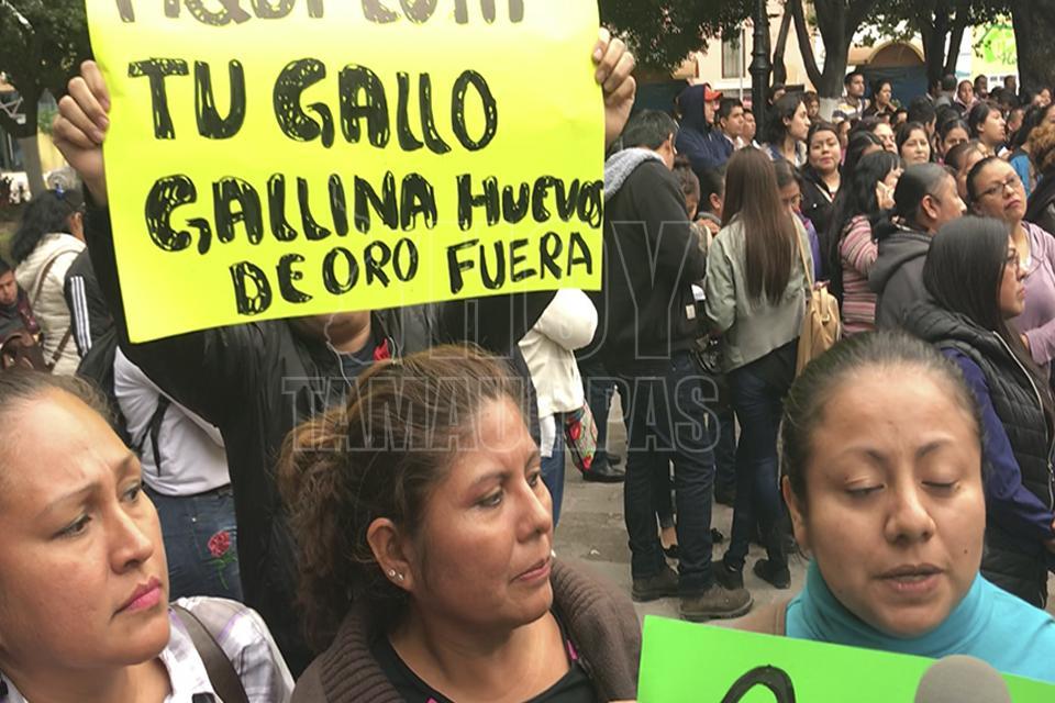 Despiden a obreros de Matamoros por participar en huelga (Tamaulipas)
