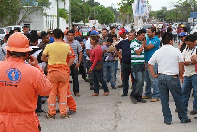 Siguen los acosos y despidos laborales en Oceanografía (Campeche)