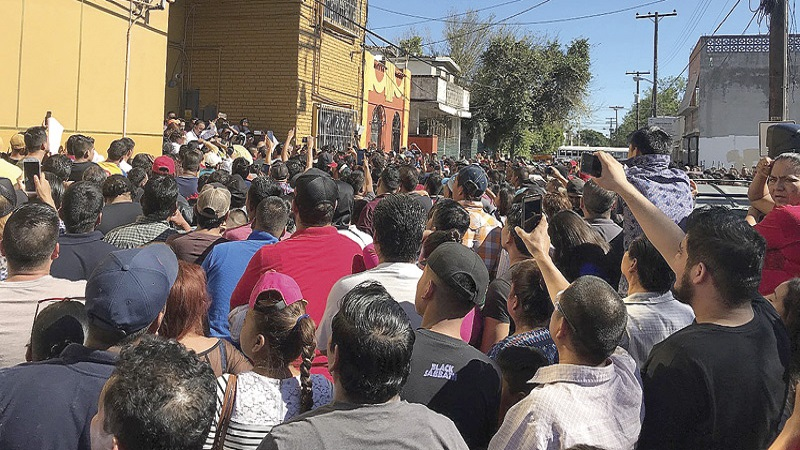 ¿Por qué están en huelga 70.000 trabajadores y trabajadoras de las maquilas mexicanas? (Tamaulipas)