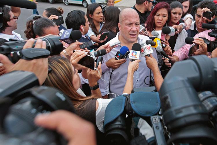 Enrique Alfaro está obligado a tolerar el escrutinio público: Article 19 (Jalisco)